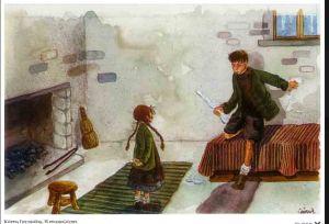 Η ΣΤΑΧΟΜΑΖΩΧΤΡΑ    (ΧΡΙΣΤΟΥΓΕΝΝΙΑΤΙΚΟΝ ΔΙΗΓΗΜΑ του Αλεξ. Παπαδιαμάντη) -το κείμενο και βίντεο για παιδιά