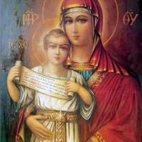 Η Παναγία η Ελευθερώτρια, προστάτιδα των επιτόκων γυναικών- και άλλοι άγιοι προστάτες για την εγκυμοσύνη και την γέννα