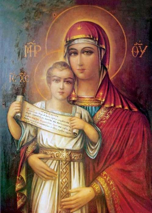 Η Παναγία η Ελευθερώτρια, προστάτιδα των επιτόκων γυναικών- και άλλοι άγιοι προστάτες για την εγκυμοσύνη και τηνγέννα