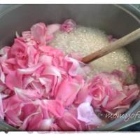 Τριαντάφυλλο γλυκό του κουταλιού : μια απλή και εύκολη συνταγή