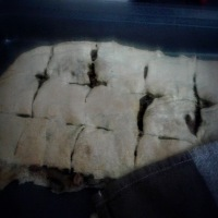 """Φύλλο """"σφολιάτας"""" για πίτα- μόνο με ελαιόλαδο! (απλή και εύκολη συνταγή)"""