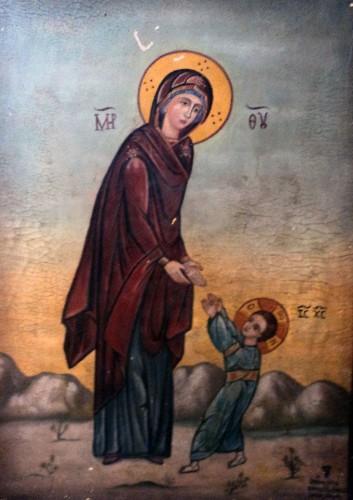 πρώτα βήματα Χριστού