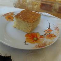 Μηλόπιτα- κέικ με μήλο (νηστίσιμη συνταγή)
